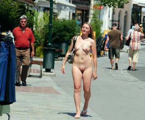 naked nudist women
