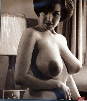 retro huge boobs