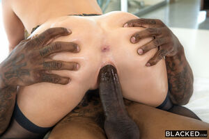interracial couple fucking