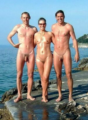 public beach nudist