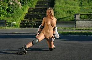 skaters nude