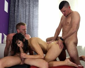 brutal anal pounding