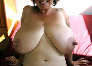 puffy nipples mature