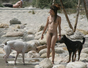 very young nudist