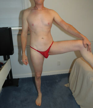 men wearing panties pic