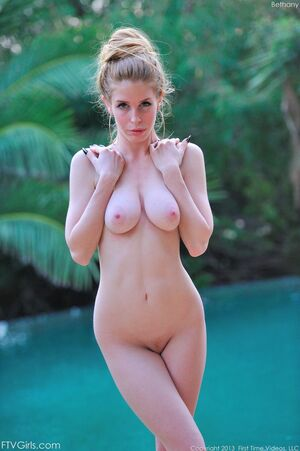nudist girl pool